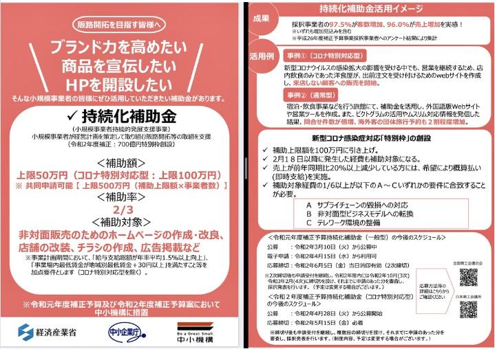 新型コロナウイルス不況対策の為の情報リンク集(無料サイト)2